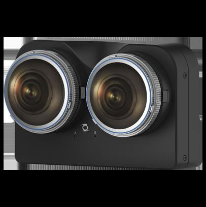 VR180 camera