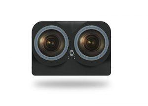 VR180 Format Camera Front