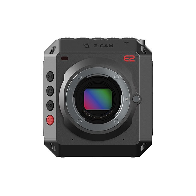 Professional 4K Cinematic Camera - 120fps and 10 bit color   Z CAM E2