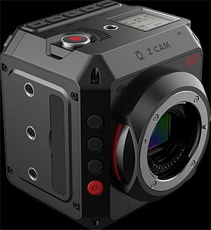 Z CAM E2 Cinematic 4K camera