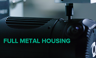 Full Metal Housing
